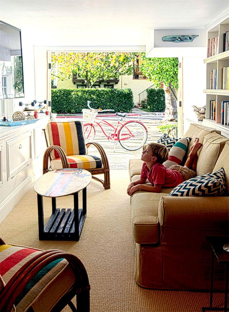 Como Arrumar Os M Veis Em Uma Sala Pequena Sala De Tv Pequena  -> Como Arrumar Uma Sala De Estar Pequena