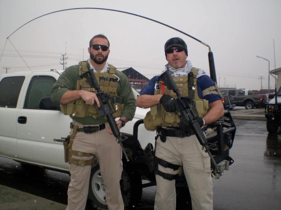 Private military contractors pmc boys with their toys for Gear company of america