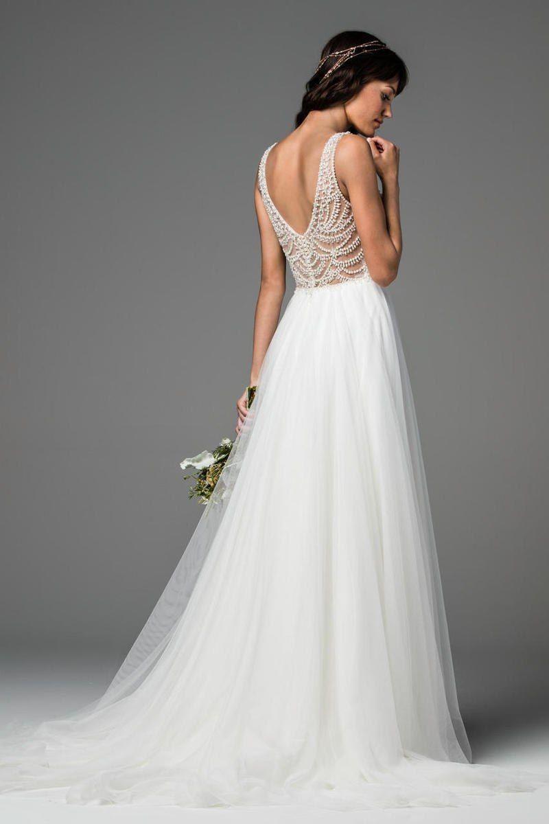 Willowby wedding dress locket wedding pinterest blush bridal