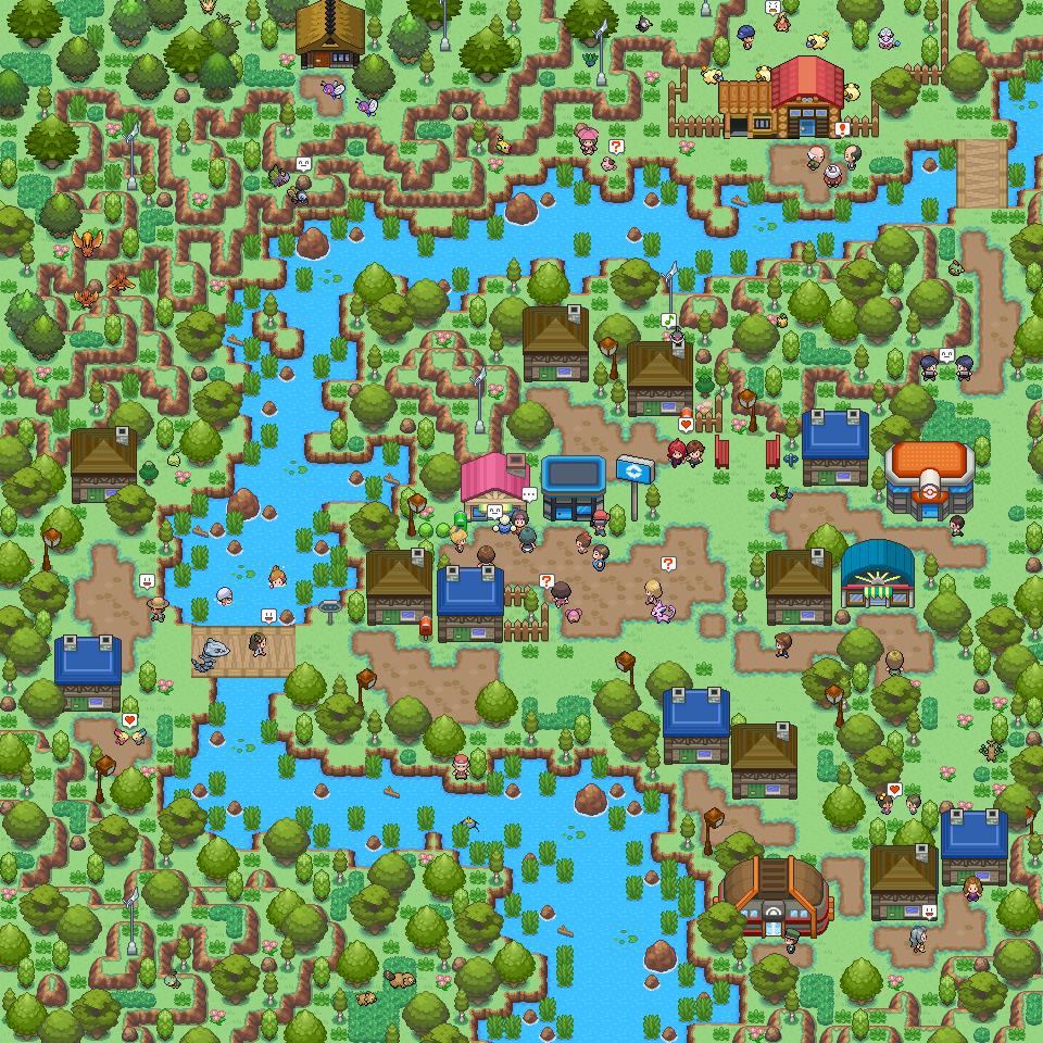 Die Siegermap des letzten Mapping-Wettbewerbs | Game Art in