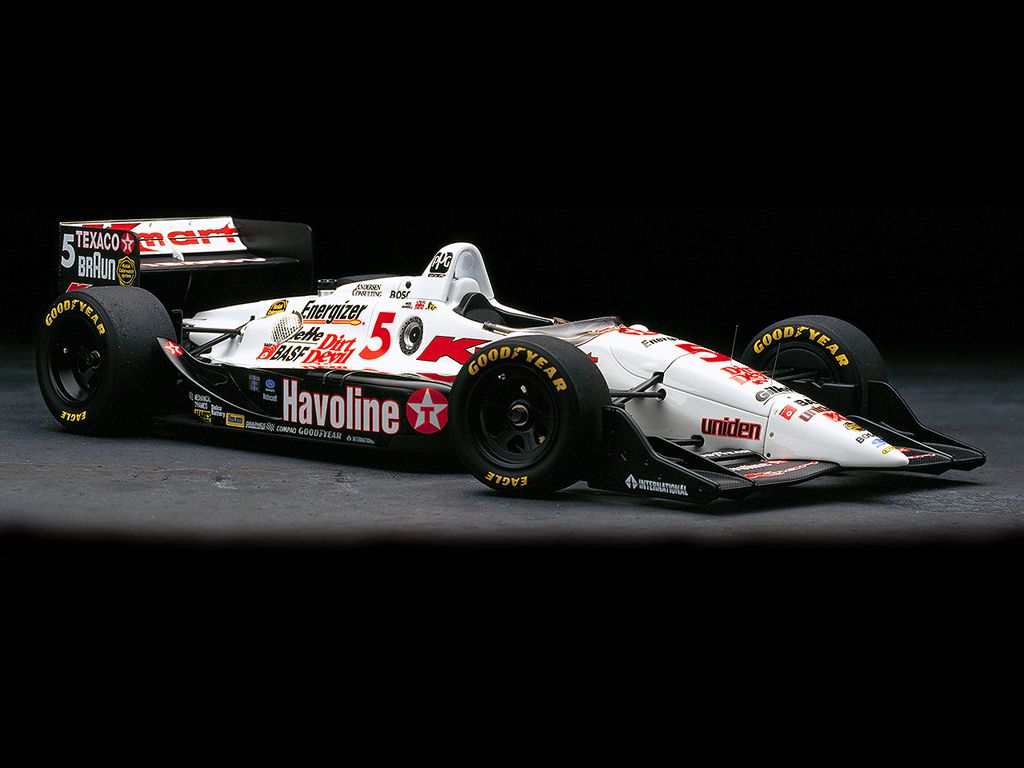 Retired Indy Cars For Sale