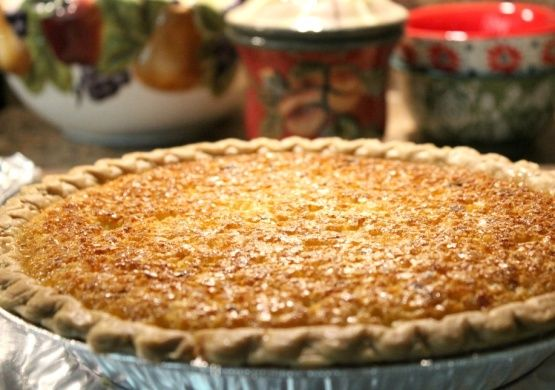 A Rich Lemony Buttery Filling This Is Superb Eaten As A Pudding Or In A Pie See Tip For Making Pie Re Lemon Chess Pie Chess Pie Recipe Pie Filling Recipes