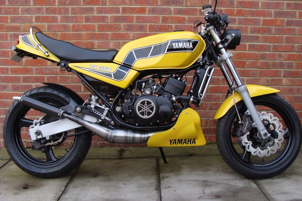 2 Stroke Biker Blog Seriously Droolwrthy Rd350lc Loved