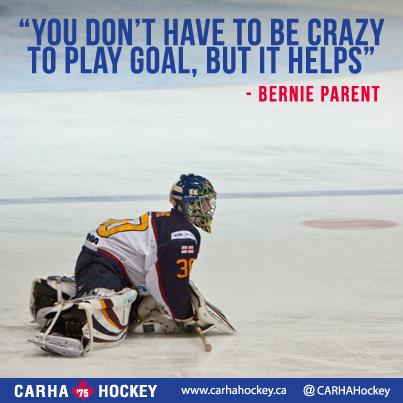 Carha Hockey Home Youth Hockey Hockey Goalie Quotes
