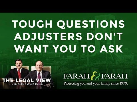 Tough Questions Insurance Adjusters Don T Want You To Ask Sociallocker Sociallocker Discussing Your Claim With