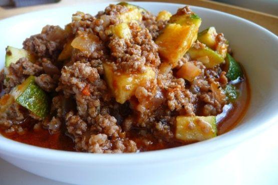 Zucchini And Ground Beef Casserole Recipe Food Com Recipe Beef Casserole Recipes Ground Beef Casserole Recipes Recipes