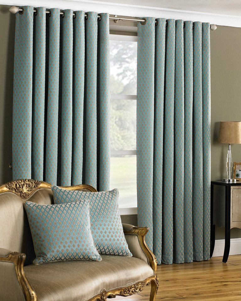 Furniture Turquoise Curtains Curtains Ready Made Eyelet Curtains