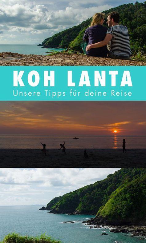 Koh Lanta ist eine kleine, sehr chillige Insel an der Westküste von Thailand.   In diesem Beitrag verraten wir dir alles, was du für deine Reise nach Koh Lanta wissen musst. Und wenn wir alles sagen, dann meinen wir auch alles.