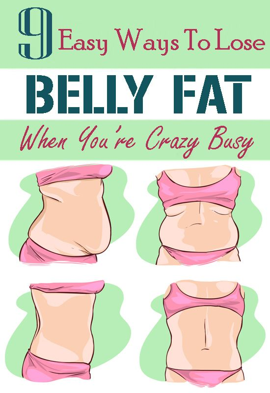 9 easy ways to lose belly fat when youre crazy busy anything you can get a flatter stomach even when your schedules packed no matter who you askfamily friends colleagues retirees people in solitary ccuart Gallery