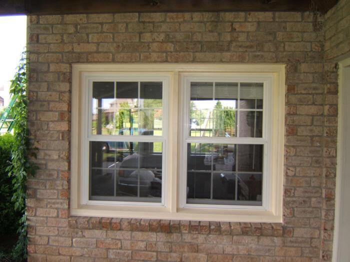 Image Result For Bone Trim Around Tan Windows Outdoor Window