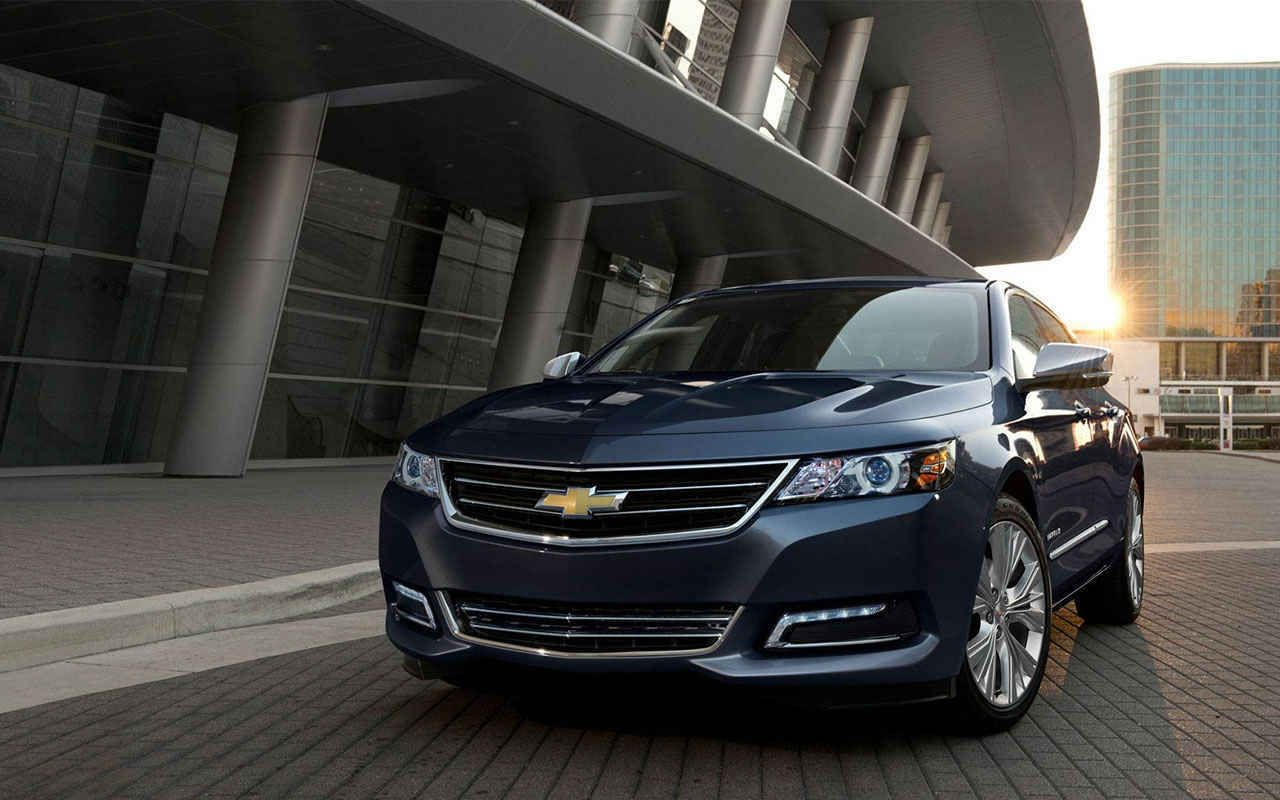 2019 chevy impala ss concept redesign release date