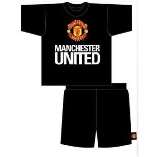 cheapest sale superior quality special price for Official Man Utd Manchester United Mens Pyjamas Nightwear ...