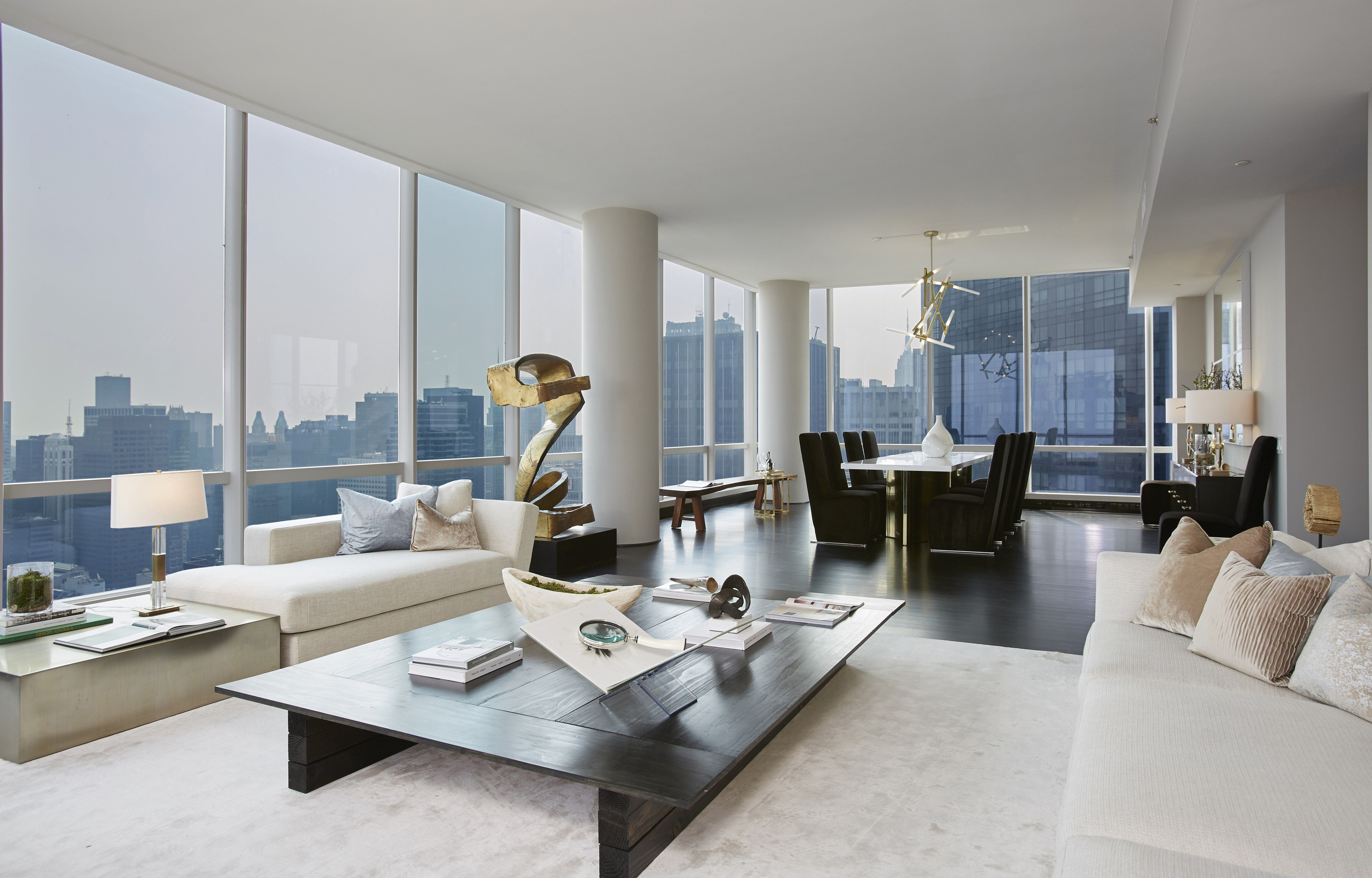 One57 New York Luxury Apartment For Photos Architectural Digest