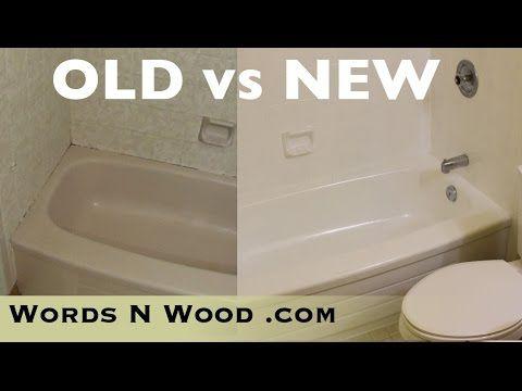 How To Clean Textured Fiberglass Or Plastic Shower Floor Baking Soda White Vinegar Youtube Diy Bathtub Shower Floor Plastic Bathtub