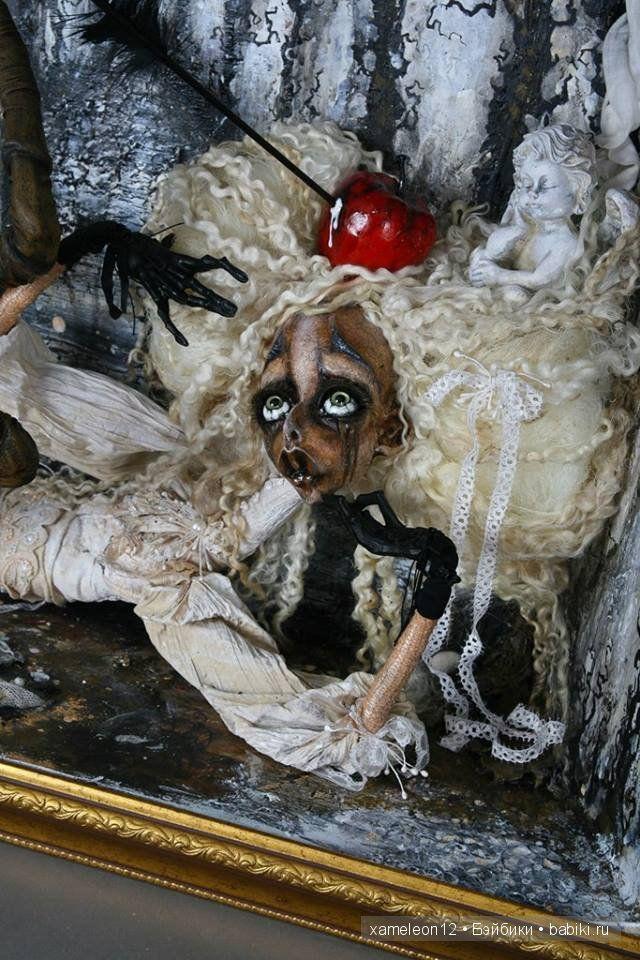 Интервью с автором кукол Галиной Дмитрук - Бэйбики | Куклы ...