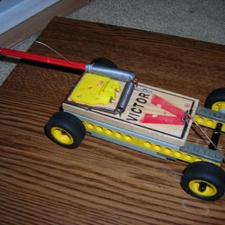 Lego Mousetrap Car Mousetrap Car Mouse And The Motorcycle Car