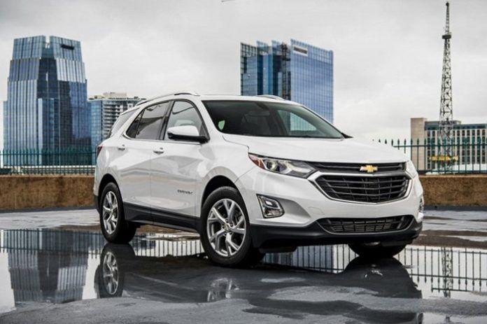 Chevrolet Equinox Diesel 2018 sẽ được bán ra với giá từ 712 triệu đồng