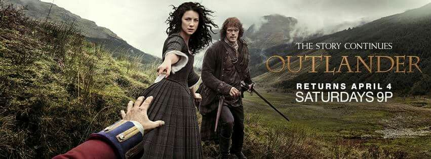 Outlander FB Cover Photo | Outlander season 2, Outlander, The skye boat song
