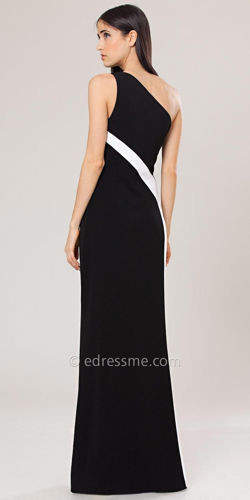Beaded color block evening gown by js boutique charity ball