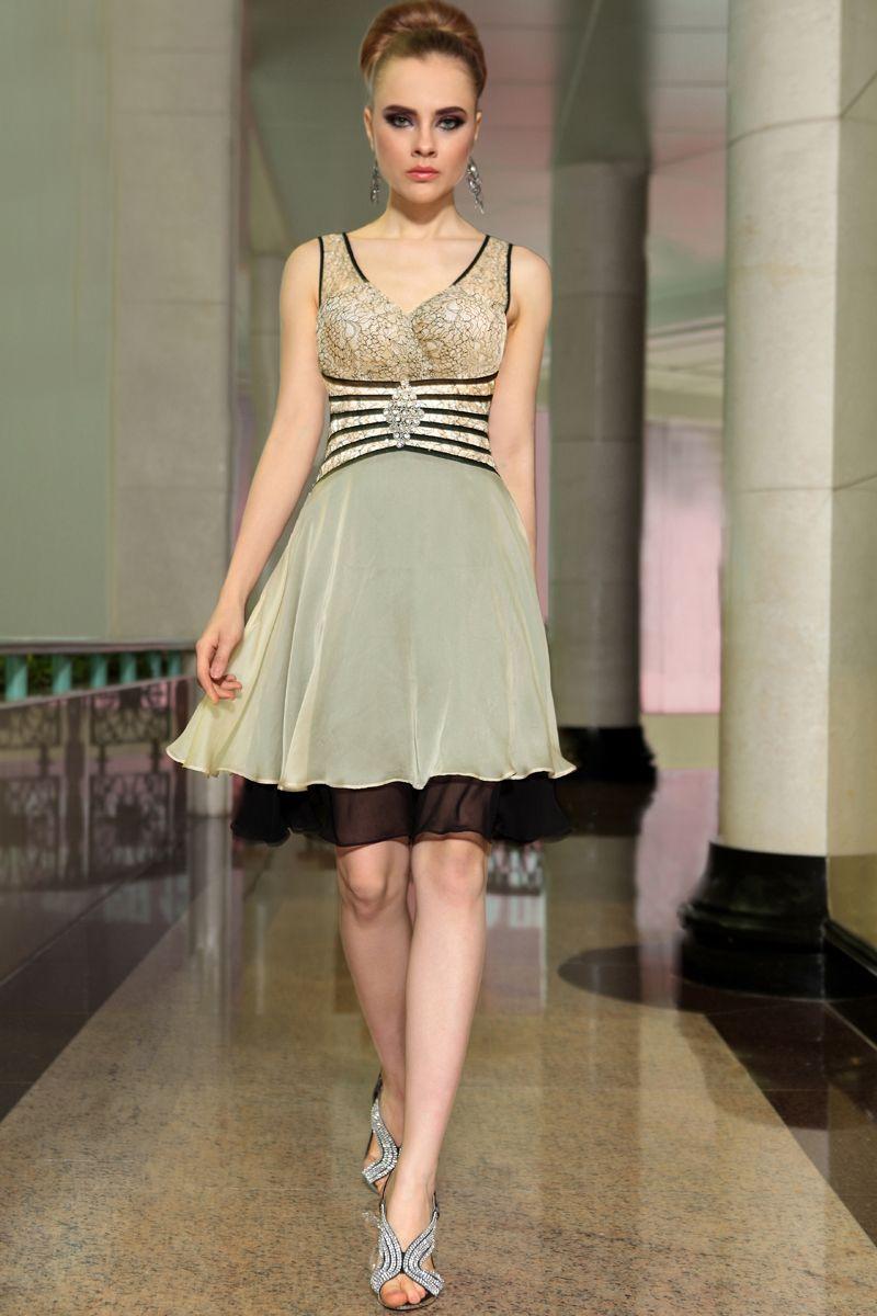 Short Aline Dress