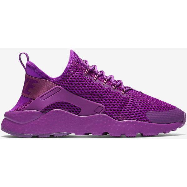 bb21023babf0e Nike Air Huarache Ultra Breathe Women's Shoe. Nike.com RO ❤ liked on Polyvore  featuring shoes, nike footwear, nike and nike shoes