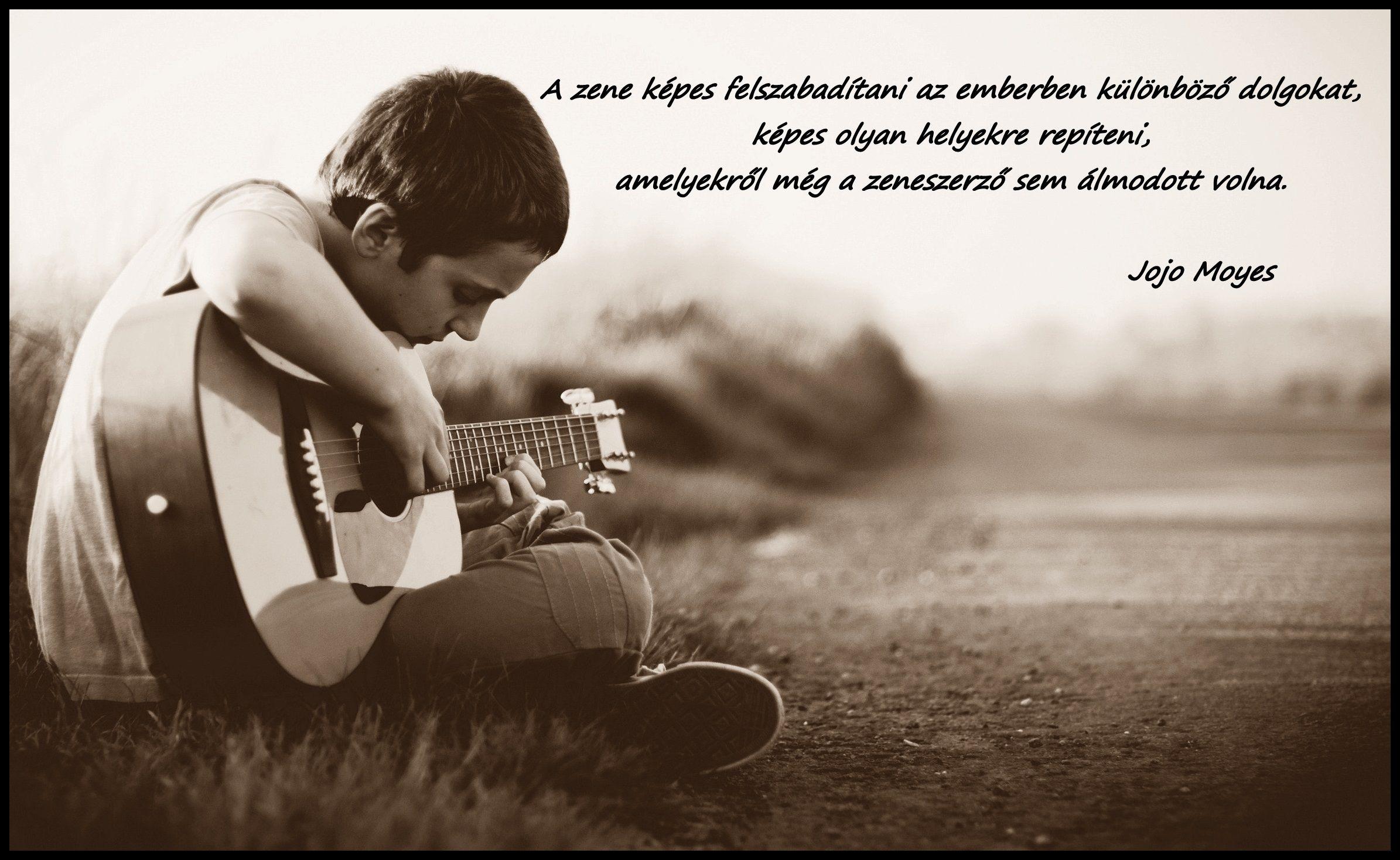 gitáros idézetek idézet   Zene, Testvér, Idézetek