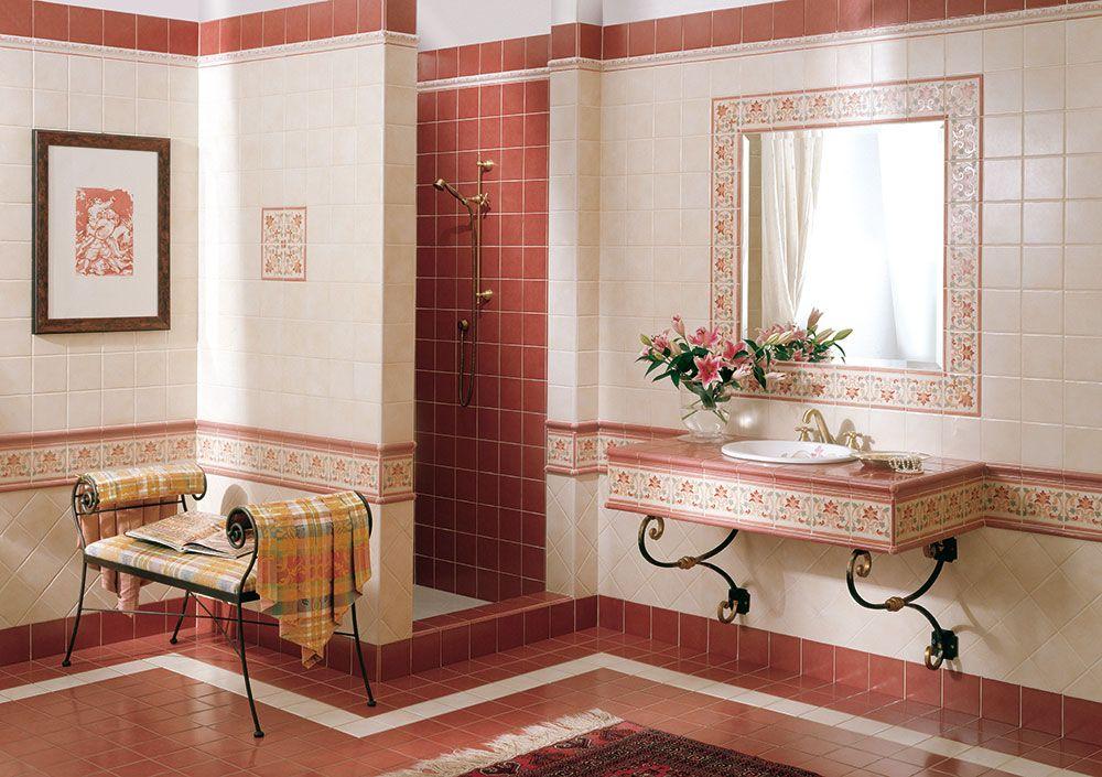 Arredamento bagno piastrelle ceramica bagno rivestimenti