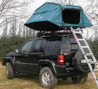 Ingenius Rooftop Tent Hack - Toyota FJ Cruiser Forum   My