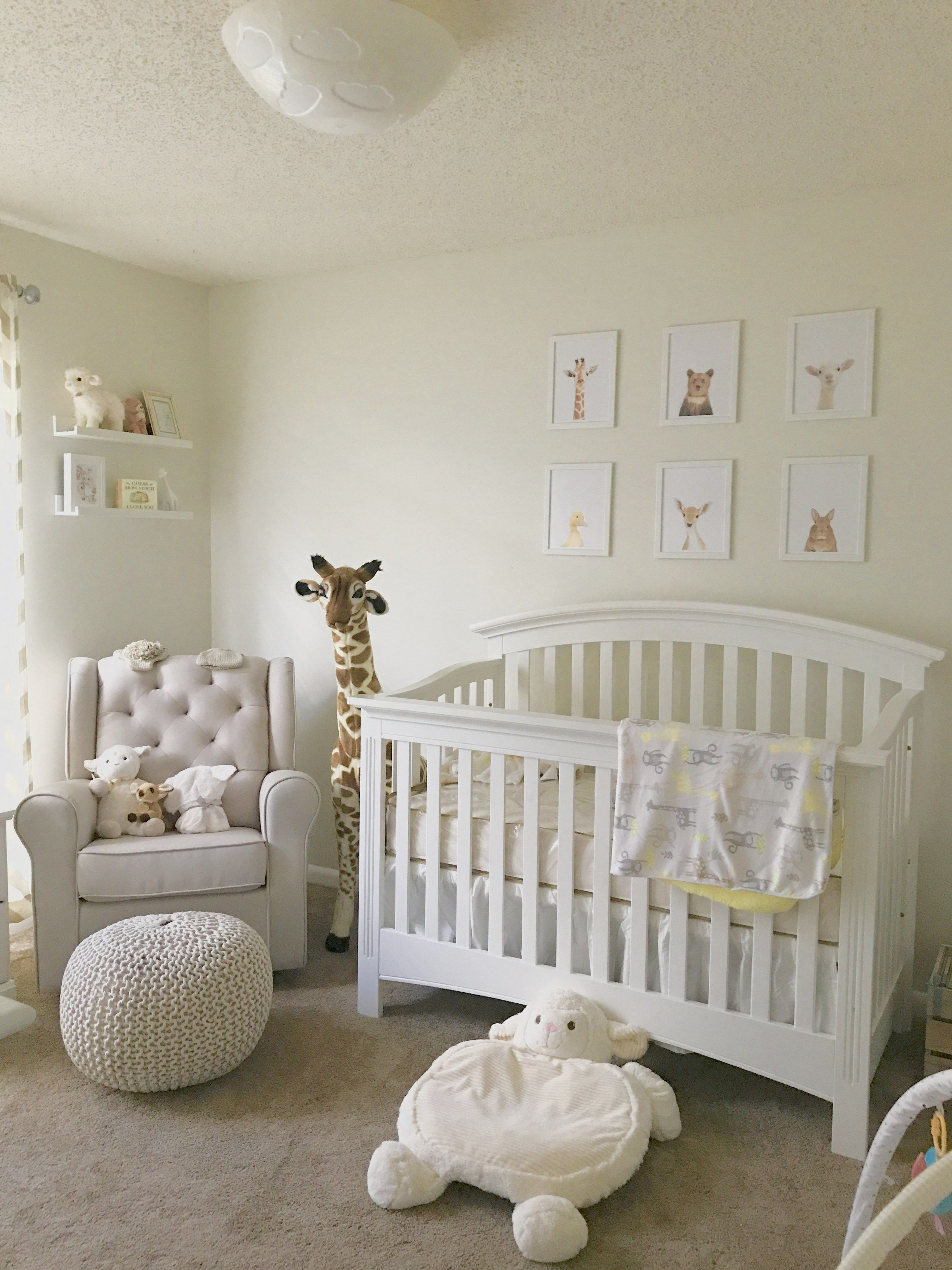 Amazing Nursery Decorating Ideas - Baby Room Design For Chic ...