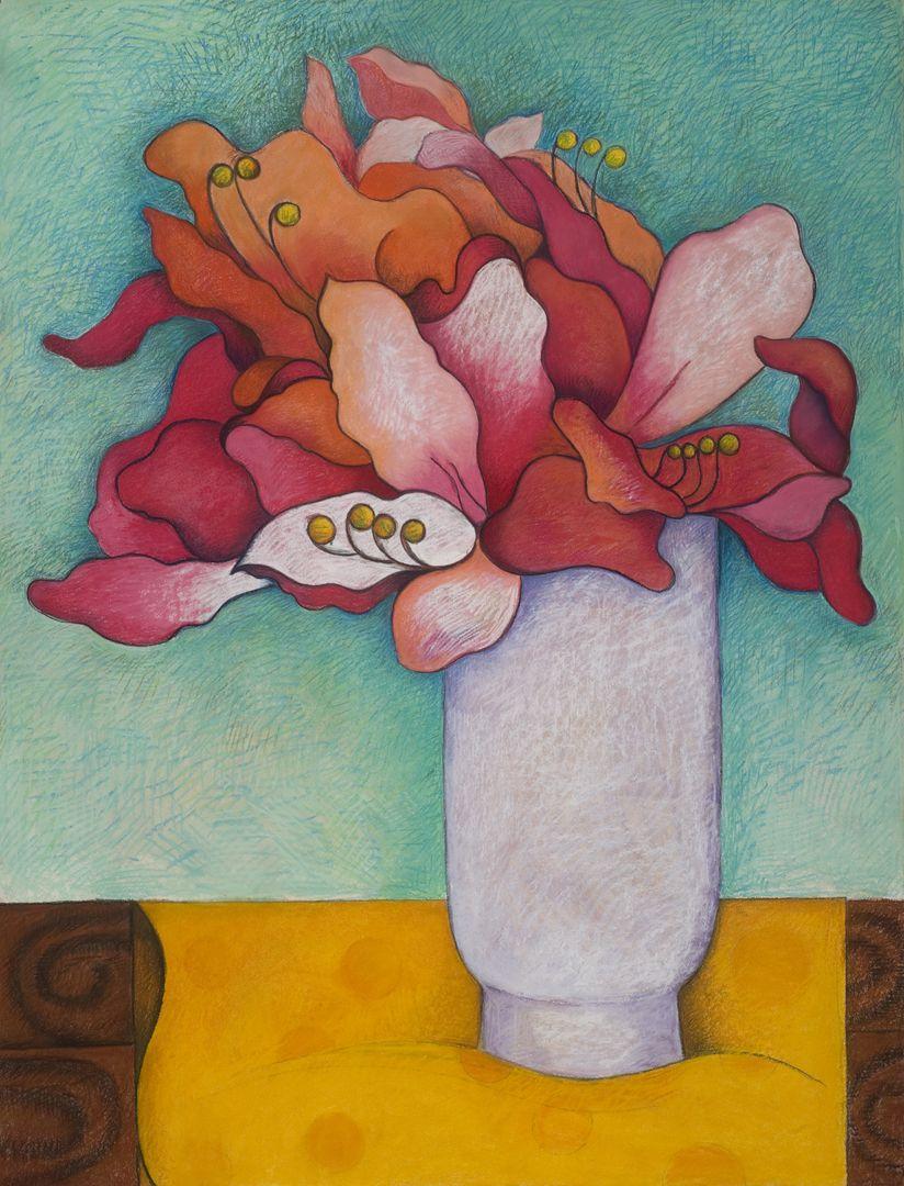 "Susie Phillips, ""Pink Beauty"""