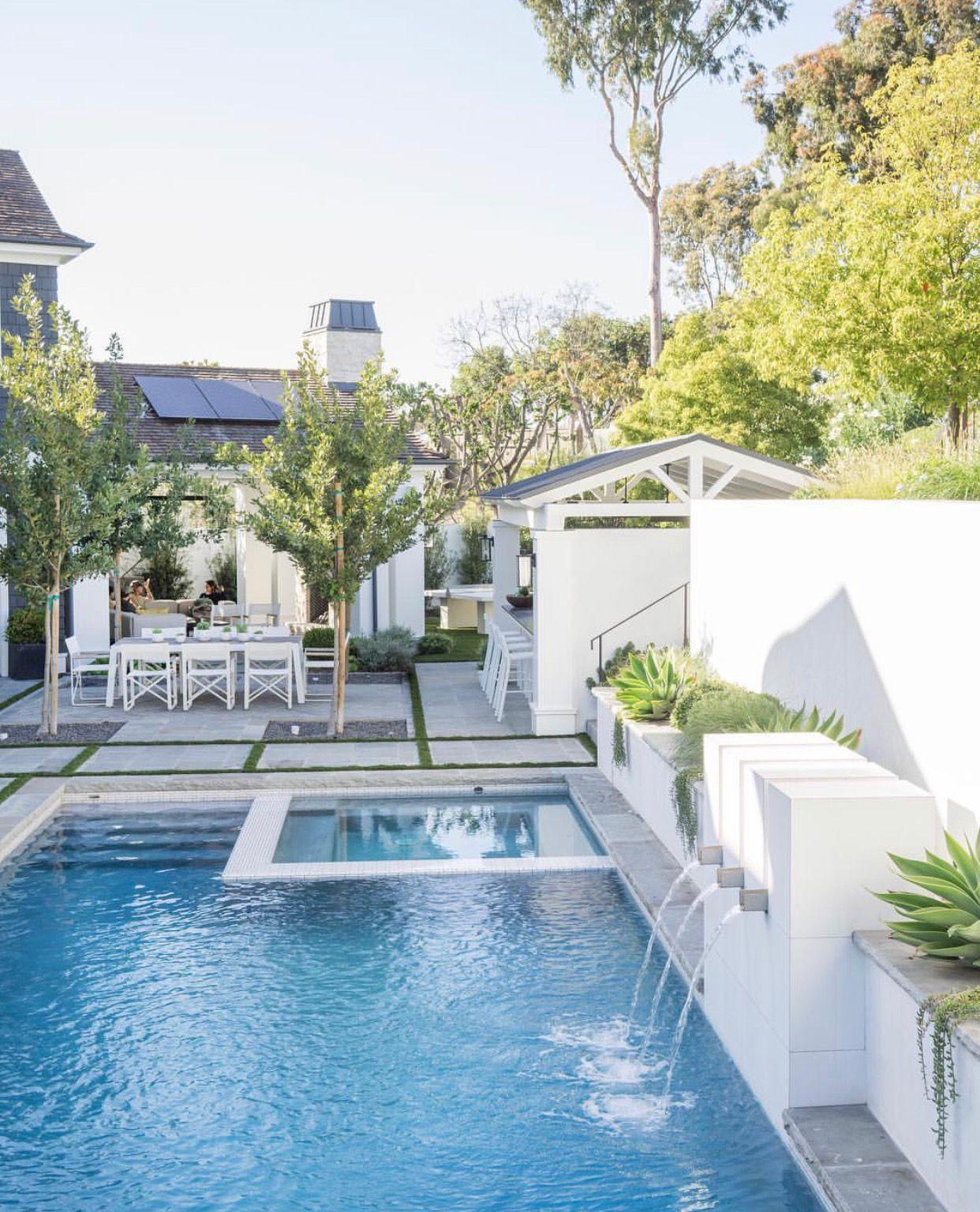 Pin by Mrs.RAH on Dream Home | Swimming pools backyard ...