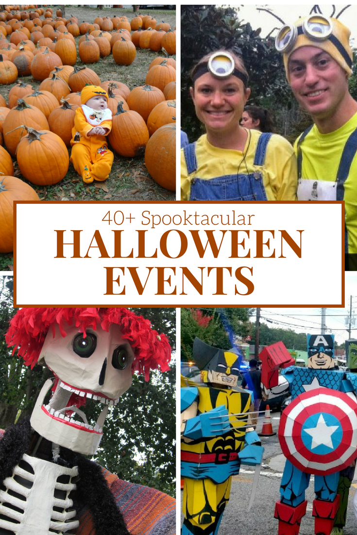 Halloween Activities Near Me: Where Can I Scare My Day Away?