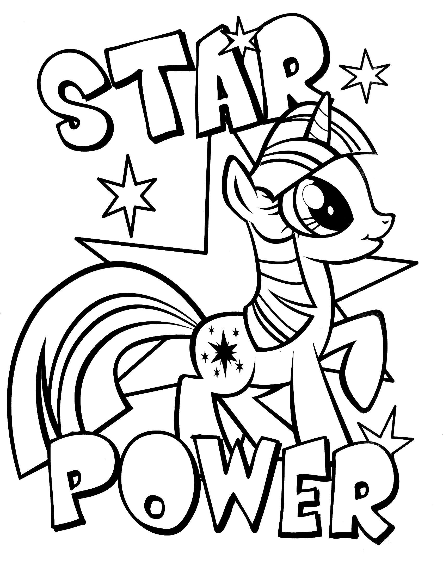 little-pony-3.jpg (1700×2200) | Kids // Colouring | Pinterest | Kids ...