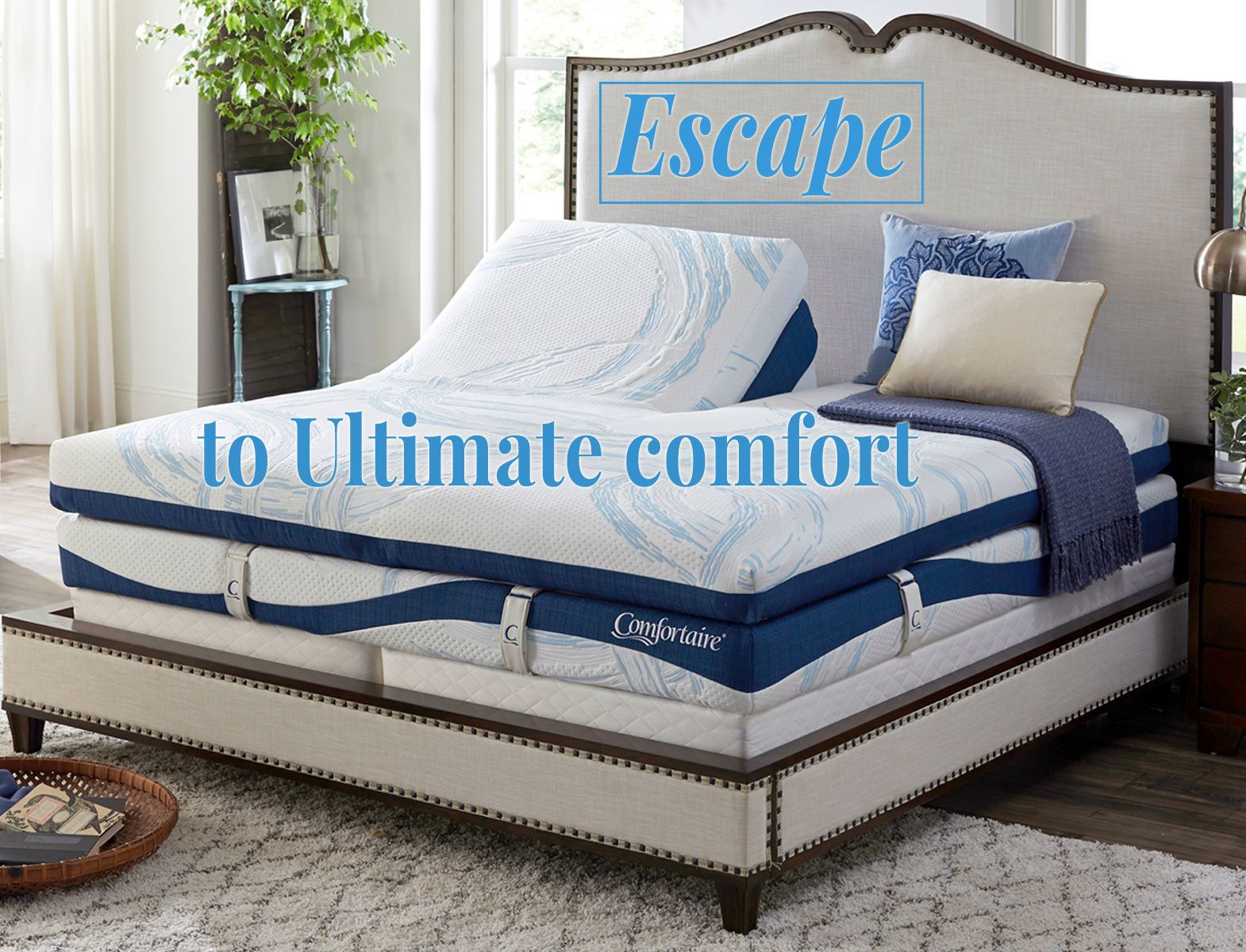 Our U15 is the Ultimate in sleep comfort Mattress
