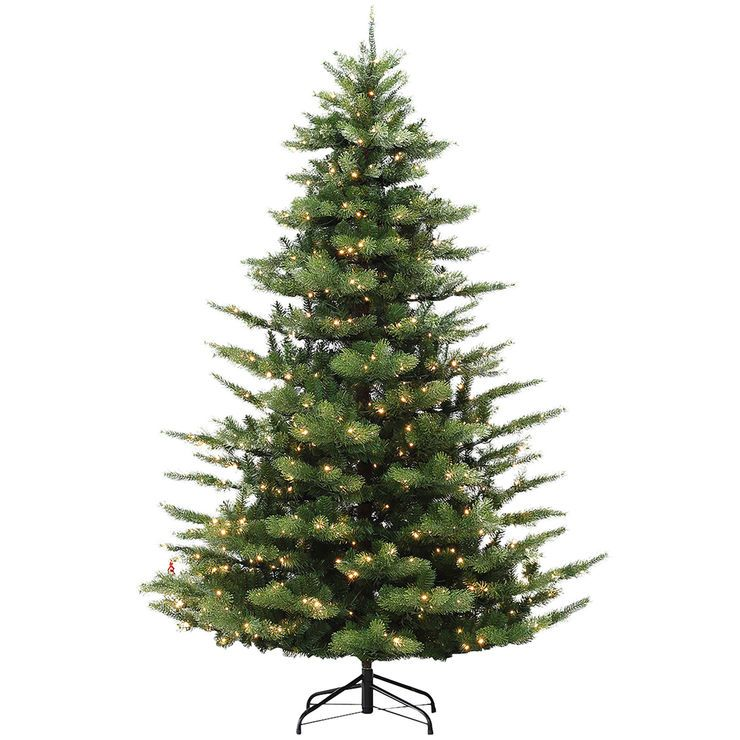 C28 7 5 Pre Lit Dakin Dew Drop Christmas Tree Christmas Tree Affordable Christmas Christmas Lights