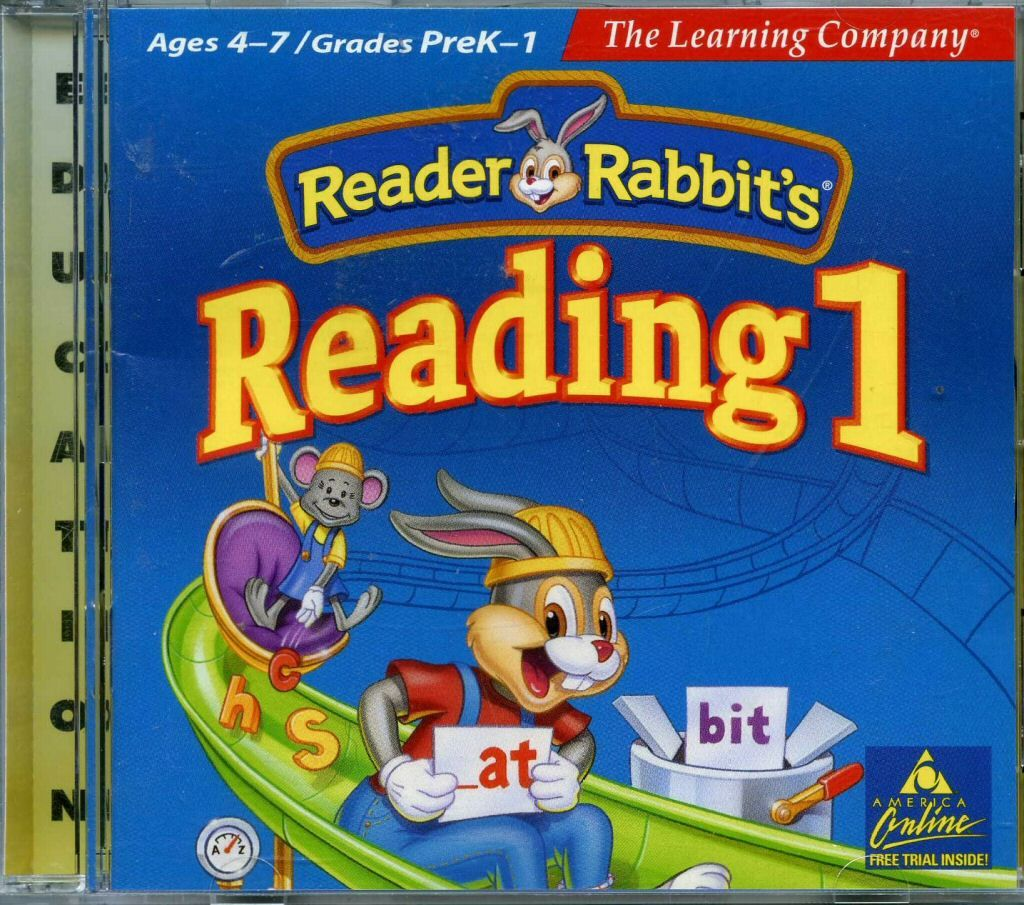 reader rabbit reading 1 Google Search The learning