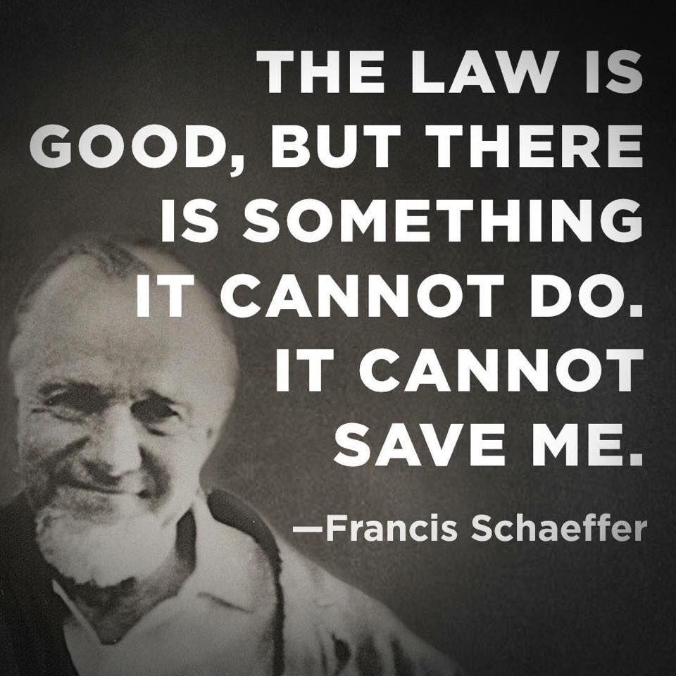 Francis august schaeffer 1912 1984 was an american