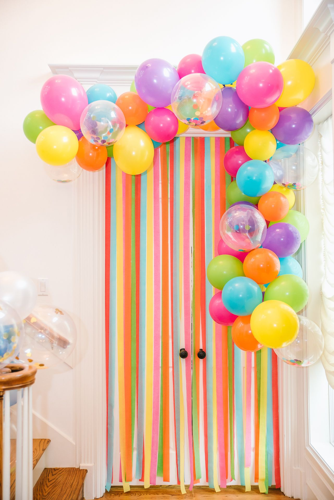 If You Re Little One S Birthday Is Approaching And Your Thinking About Doing A Balloo In 2020 Birthday Balloon Decorations Trolls Birthday Party Birthday Party Balloon