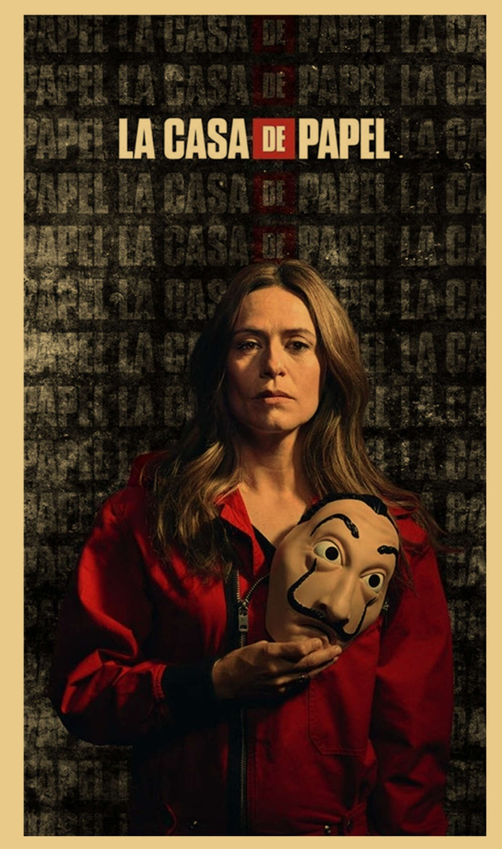 2019 latest Spanish hit high score suspense thriller crime