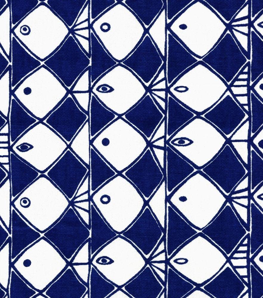 Scandinavian fabric Almedahls Frisco by Marianne Westman vintage 1950s