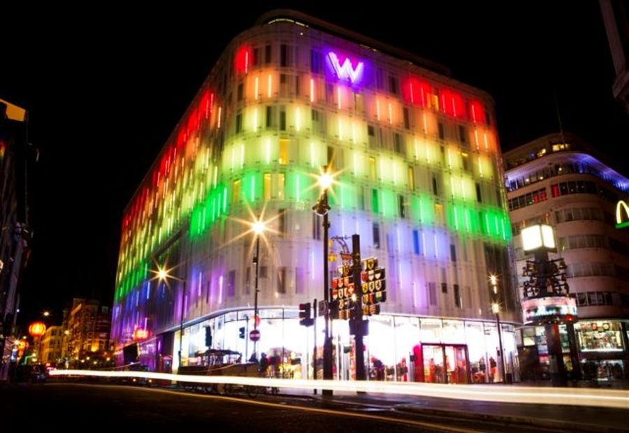 W London Hotel In Leicester Square Google Search