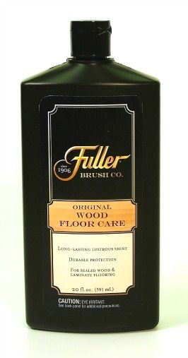 Original Wood Floor Care Cleaner By Fuller Brush Co Cleaning