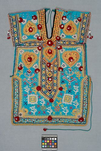 Blouse - Pakistan - Museum of Anthropology at UBC
