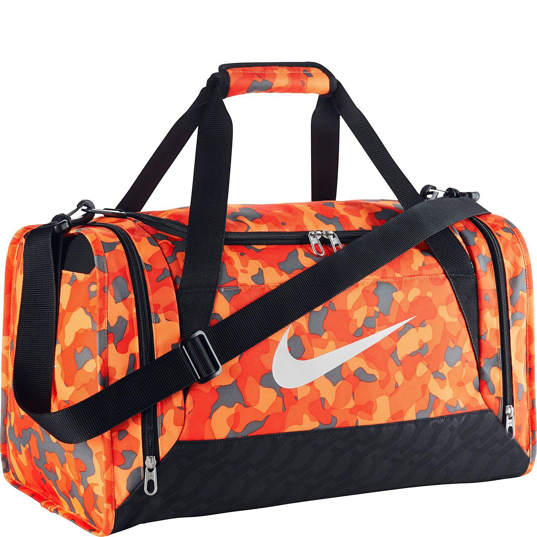 cupón doble siempre popular los más valorados Nike Brasilia 6 Duffel Graphic Small - eBags.com | Duffel, Duffel ...