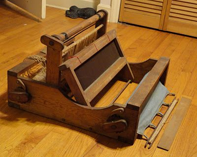 Old table loom   Weaving Inspiration   Looms for sale