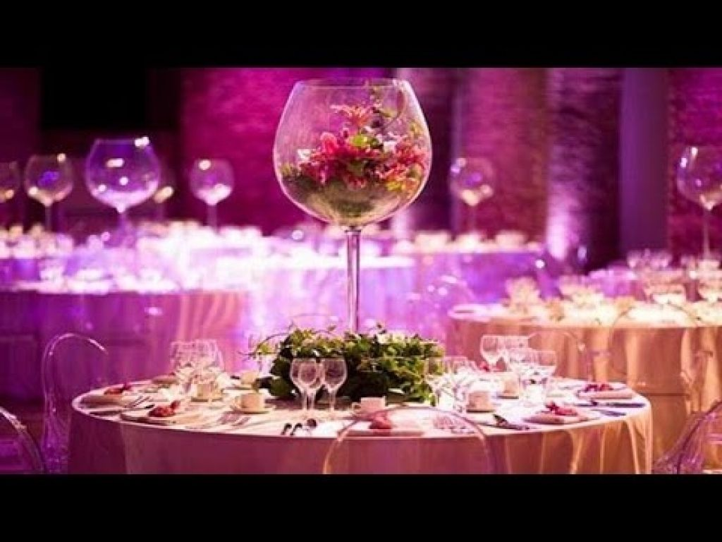 cheap wedding centerpieces ideas on a budget l wedding decorations ...