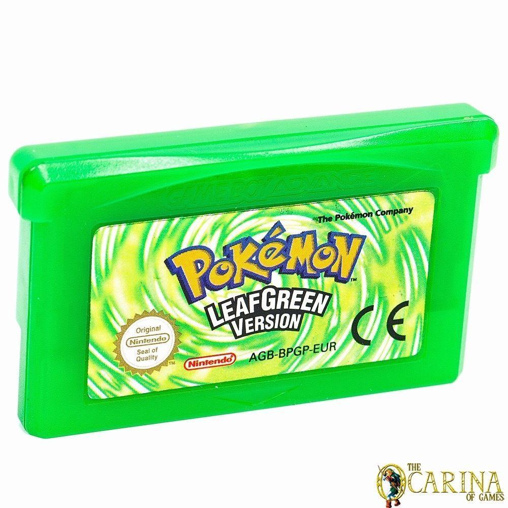 Gameboy color deer hunter gameshark codes - Pokemon Leaf Green Nintendo Gba Gameboy Advanced Retro Game Cartridge Uk Pal In Video Games