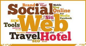 #Travel: Siti internet per strutture turistico / ricettive, #Seo e #InboundMarketing per il #turismo | Delizard - Livorno, Toscana