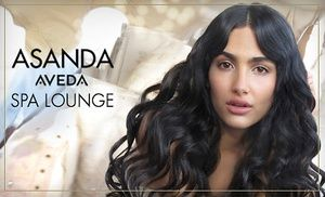 Groupon Aveda Haircare Package At Asanda Spa Lounge Up To 61 Off