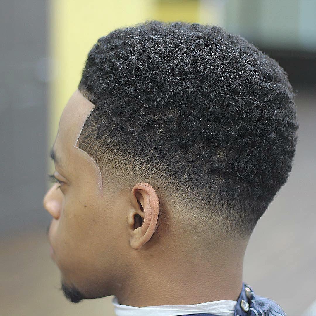 Types of fade haircuts for black men ton peterpan k kpielatif on pinterest